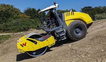 Single Drum Soil Compactors RC110 full