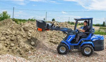 2019 8 Series Mini Loader full