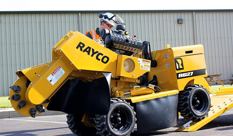 2019 Rayco RG27 Super Jr full