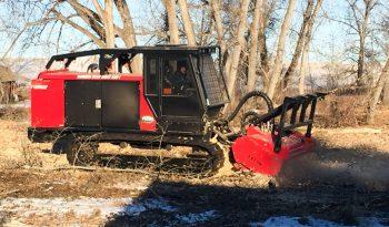 FTX400LGP Mulching Tractor full