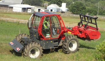 RTF230 Mulching Tractor