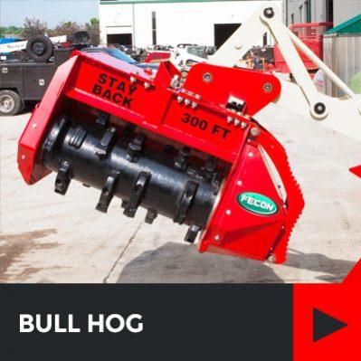 bull-hog-for-rent