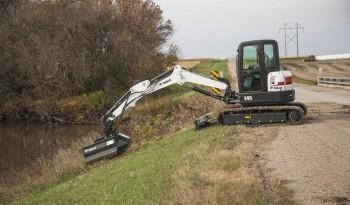 2020 Bobcat E45 full