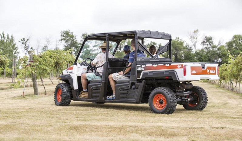 2019 Bobcat 3400XL 4×4 full