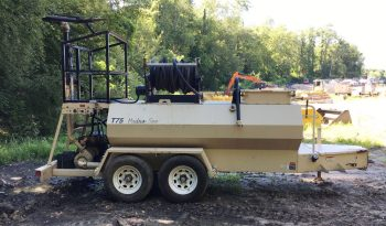 Used 2010 Finn T75T HydroSeeder full