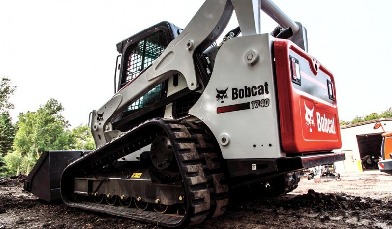 2019 Bobcat T740 full