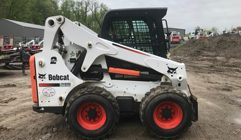 Used 2015 Bobcat S650 full