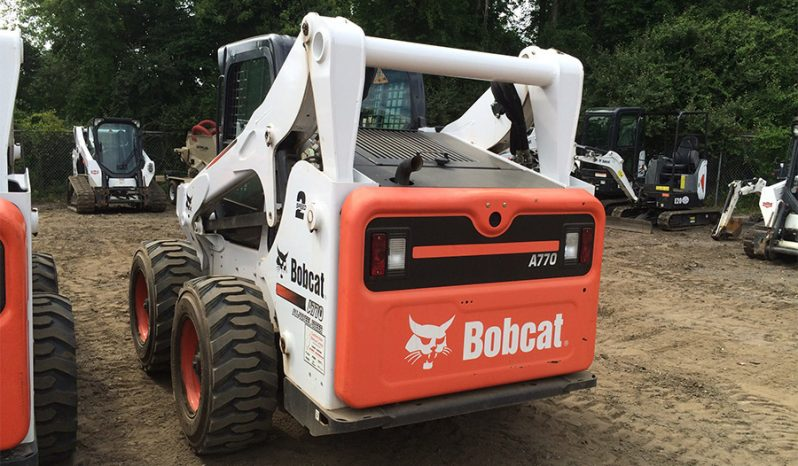 Used 2014 Bobcat A770 full