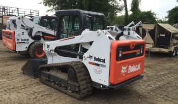 Used 2015 Bobcat T550 full